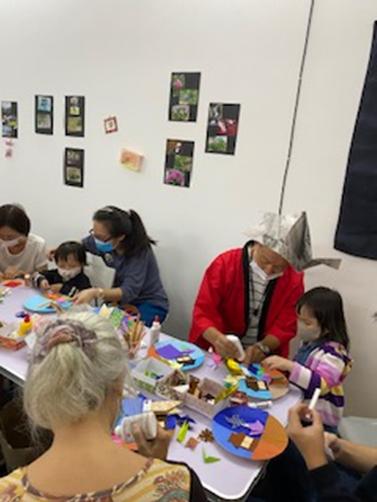 折り紙ワークショップイベント4
