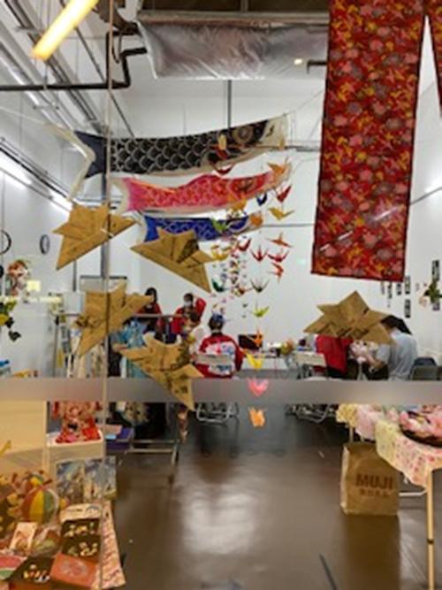 折り紙ワークショップイベント3